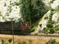 model railroad photo